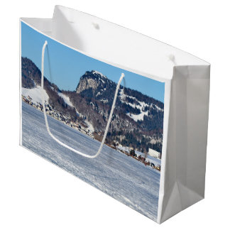 The valley of Joux in the Canton of Vaud Large Gift Bag