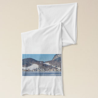 The valley of Joux in the Canton of Vaud Scarf