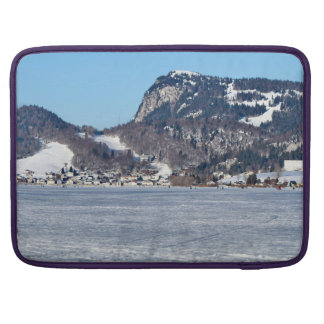 The valley of Joux in the Canton of Vaud Sleeve For MacBook Pro