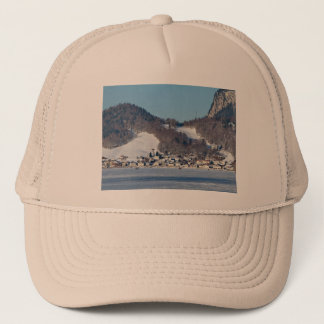 The valley of Joux in the Canton of Vaud Trucker Hat