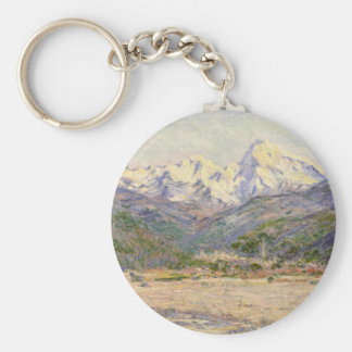 The Valley of the Nervia Keychain