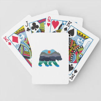 THE VALLEY PASSAGE BICYCLE PLAYING CARDS