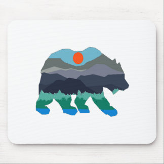 THE VALLEY PASSAGE MOUSE PAD