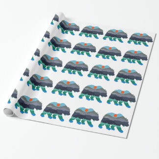 THE VALLEY PASSAGE WRAPPING PAPER