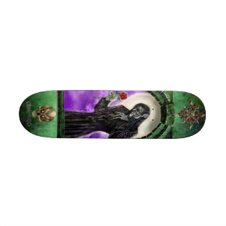 The Vampire and the rose Skate Decks