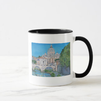 The Vatican City Mug