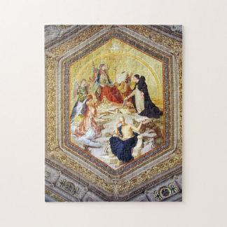 The Vatican Rome Italy. Jigsaw Puzzle