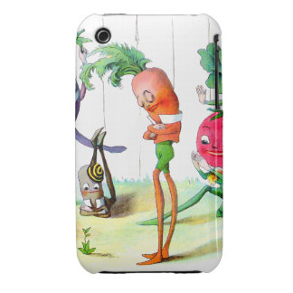 The Vege-Men's Revenge 2 iPhone 3 Case-Mate Case