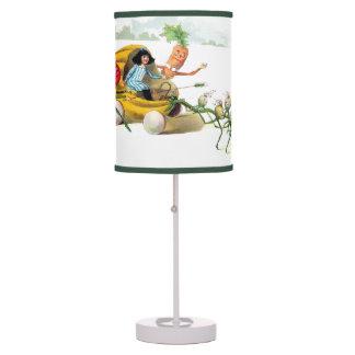 The Vege-Men's Revenge Desk Lamp