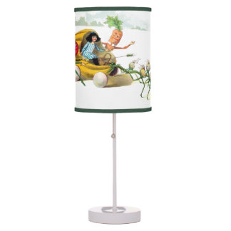 The Vege-Men's Revenge Table Lamp