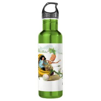 The Vege-Men's Revenge 24oz Water Bottle