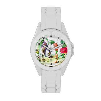 The Vege-Men's Revenge Wrist Watches