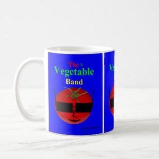 The Vegetable Band Mug
