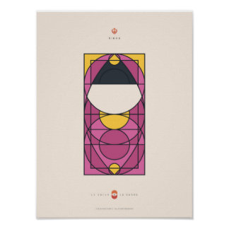 The Veil and the Beard - Sikh - Woman Poster