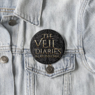 The Veil Diaries 3 Inch Round Button