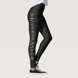 The Veil Diaries #iChooseAsher Leggings