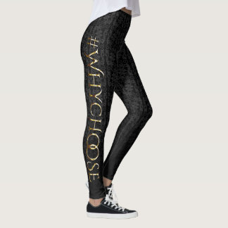 The Veil Diaries #WhyChoose Leggings
