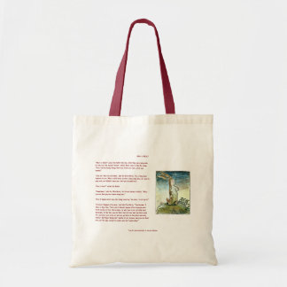 The Velveteen Rabbit - What is Real? Tote