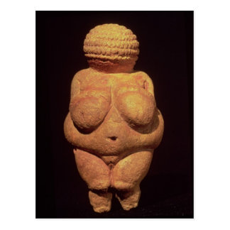 The Venus of Willendorf, Fertility Symbol Postcard
