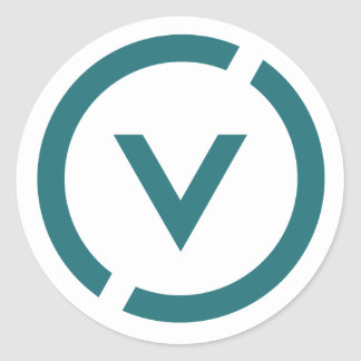 The Venus Project Round Sticker