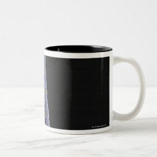 The Vertebral Column 3 Two-Tone Mug