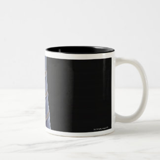 The Vertebral Column 3 Two-Tone Coffee Mug