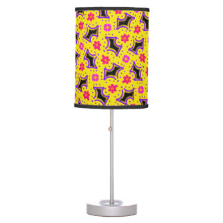 The very first lamp pink Jimette yellow Design
