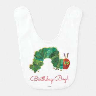 The Very Hungry Caterpillar Birthday Bib
