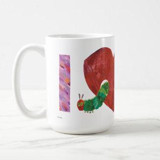 The Very Hungry Caterpillar   I Heart You Coffee Mug