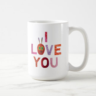 The Very Hungry Caterpillar | I Love You Coffee Mug