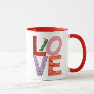 The Very Hungry Caterpillar   LOVE Mug