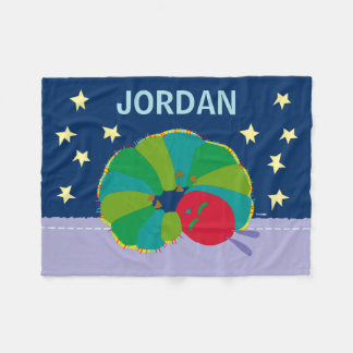 The Very Hungry Caterpillar | Sweet Dreams Fleece Blanket
