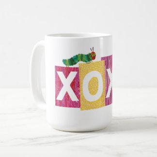 The Very Hungry Caterpillar   XOXO Coffee Mug