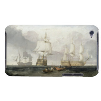 The 'Victory' Returning from Trafalgar, 1806 (oil Barely There iPod Case