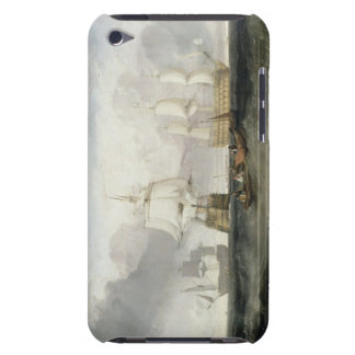 The 'Victory' Returning from Trafalgar, 1806 (oil Barely There iPod Cases