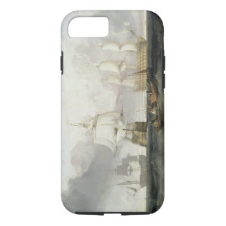 The 'Victory' Returning from Trafalgar, 1806 (oil iPhone 7 Case