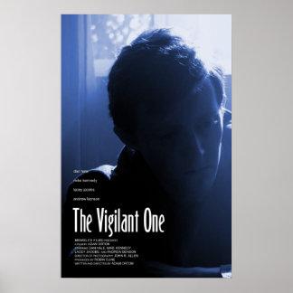 """The Vigilant One"" (Joshua) Poster"