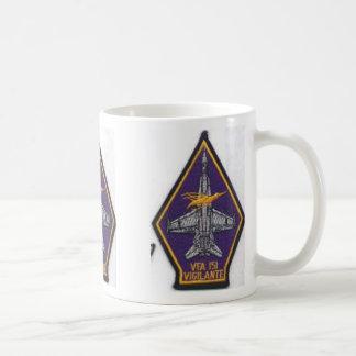 "The ""Vigilantes"" of VFA-151 Classic White Coffee Mug"
