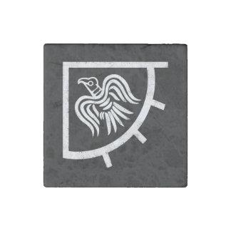 The Vikings Raven Banner Flag Stone Magnets