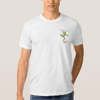 The Villa Hermosa Men's Fitted Cotton T-Shirt