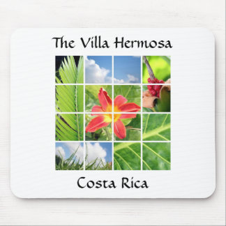 The Villa Hermosa Mousepad
