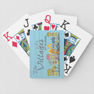 The villages community florida playing cards