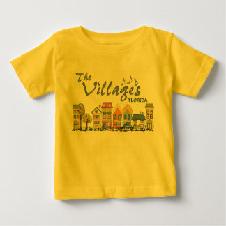 The villages florida community baby tee