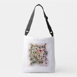 The Vines of Love Crossbody Bag (Medium)