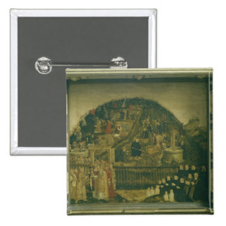 The Vineyard of the Lord, 1569 2 Inch Square Button