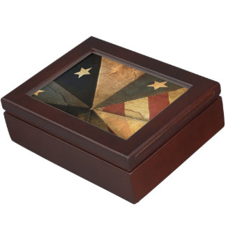 The Vintage Americana Keepsake Box