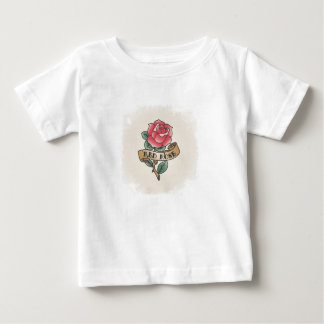 The Vintage Rose Tattoo gift ideas Baby T-Shirt