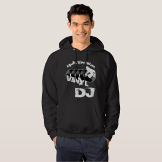 The Vinyl DJ Hoodie