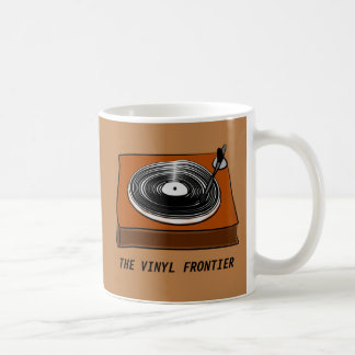 The Vinyl Frontier Coffee Mug