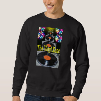 tHE VINYL ZONE SWEATSHIRT